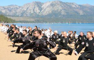 Yong Do San Quan, 2021 Week Long Seminar, Lake Tahoe, CA